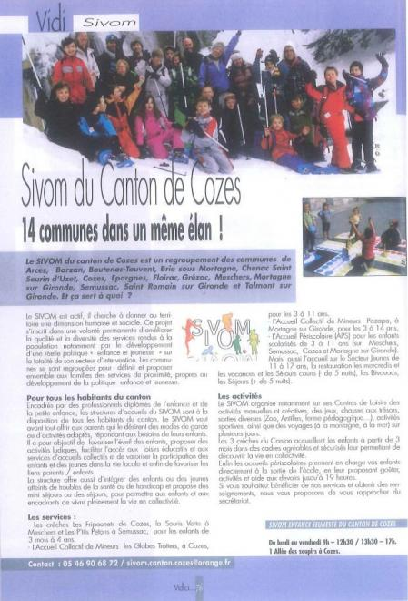 Article VIDICI mars 2013