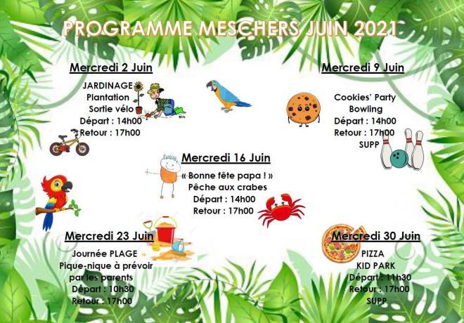 Programme juin meschers 1