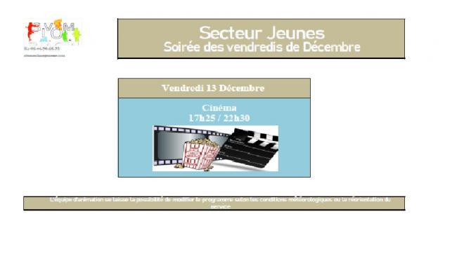 Programme sj decembre